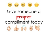"""Give Someone a Proper Compliment Using """"You're"""""""