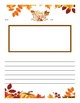 Give Thanks - Thanksgiving Writing Template