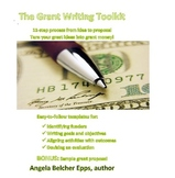 Give Your Grant Proposal an Edge: Tips for Writing Proposals that Win
