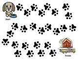 Give a Dog a Bone Category Game Freebie!