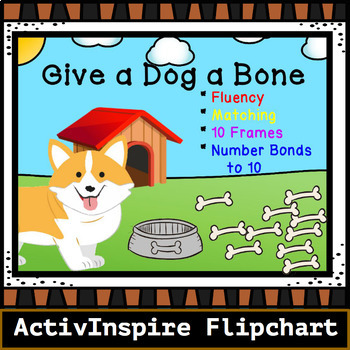 Give a Dog a Bone: Promethean Board ActivInspire Flipchart