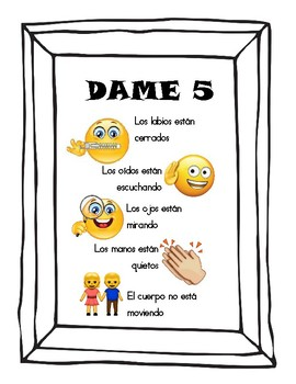 Give me 5 / Dame 5 Poster