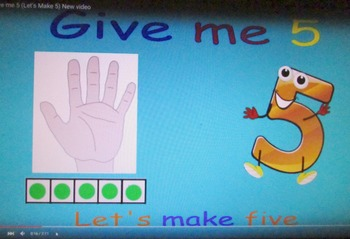 Give me 5 (Let's Make 5)