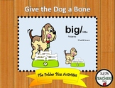 Give the Dog a Bone: Big & Little File Folder PLUS: 3 activities!