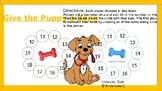 Give the Puppy a Bone  (N + 10) (10 + N)  Make a ten and add