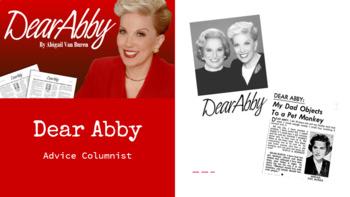 Giving Advice with Dear Abby