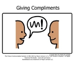 Giving Compliments Social Story
