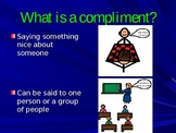 Giving Compliments Social Story Power Point