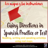 Giving Directions In Spanish With Real Maps Read Write Spe