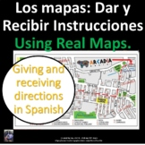 Giving Directions in Spanish: Read, Write, Speak With a Re
