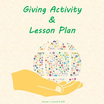 Giving Activity & Lesson Plan