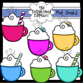 Hot Drinks Clip Art