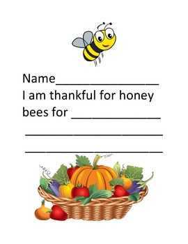 Giving Thanks – The Importance of Honey Bees for Our Thanksgiving Feast!