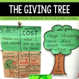 The Giving Tree Mini-Unit