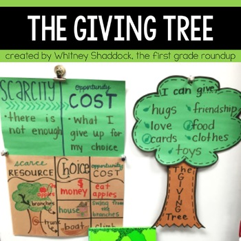 The Giving Tree Companion Pack