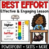 Giving Your Best Effort Lesson Plan