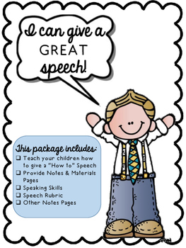 """Giving a """"How To"""" Speech"""