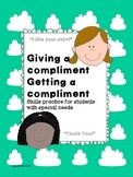 Social Skills: Giving & Getting a compliment