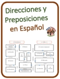 Spanish Directions and Prepositions
