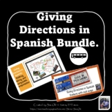Giving Directions in Spanish: Stations and Practice Using