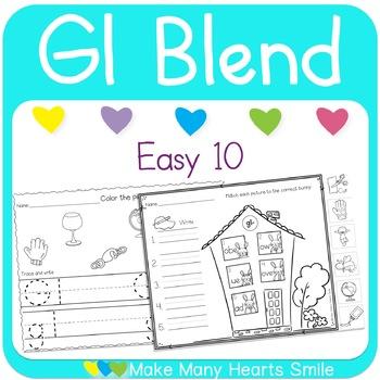 Easy 10: Gl Blend    MMHS32