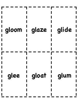 Gl Blend Bingo Freebie! [5 playing cards]