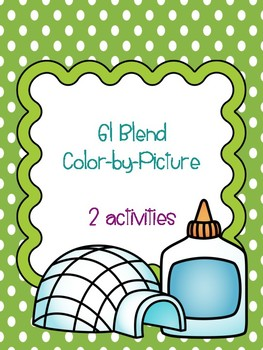 Gl Blend Color-by-Picture