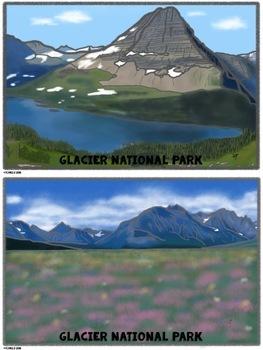 Glacier National Park Research Project