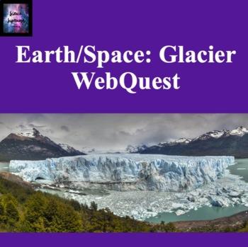 Glacier WebQuest