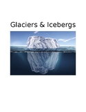 Glaciers & Icebergs