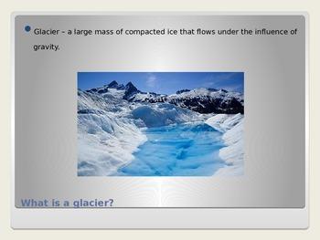 Glaciers PowerPoint
