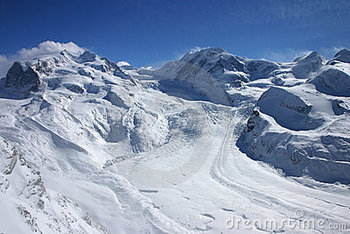 Glaciers - Text and Worksheets