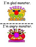 My Monster Book of Feelings,(Glad Monster, Sad Monster Ada