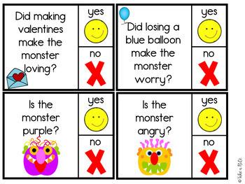 Glad Monster, Sad Monster - a book companion