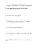 Gladiator Movie Worksheet