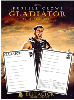 Gladiator movie guide