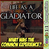Gladiators and their Games! Life as a Gladiator in Ancient Rome! Fun & Engaging!