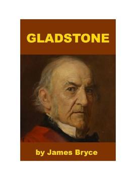 Gladstone, British Prime Minister