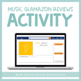 Glamazon Reviews for Google Slides™ | Distance Learning