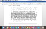 Glass Castle Paragraph Quiz