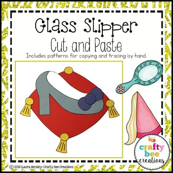Glass Slipper Craft