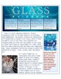 Glass as Evidence w/key