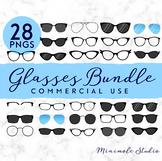 Glasses Clip Art, Study, Education, Reading, Sunglasses Gr