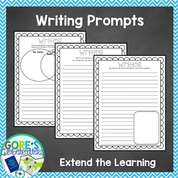 Gleam and Glow Worksheets