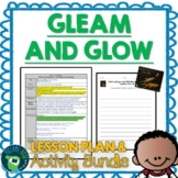 Gleam and Glow by Eve Bunting Lesson Plan and Google Activities