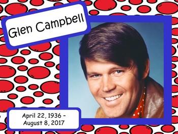 Glen Campbell: Musician in the Spotlight