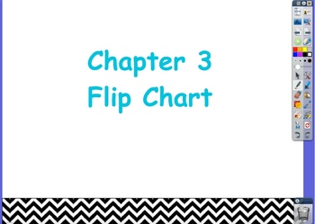 Glencoe Course 1 Ch 3 Flipchart (Grade 6): Compute with Multi-Digit Numbers