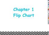 Glencoe Course 1 Ch 1 Flipchart (Grade 6): Ratios and Rates