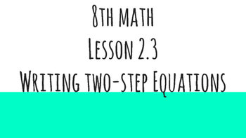 Glencoe Math Course 3 Worksheets & Teaching Resources | TpT