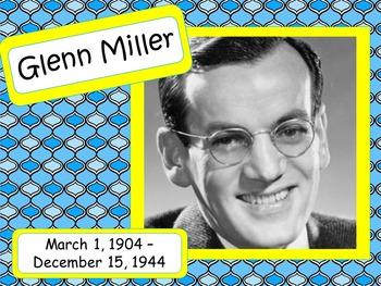 Glenn Miller: Musician in the Spotlight
